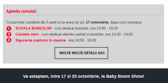 Baby Boom Show